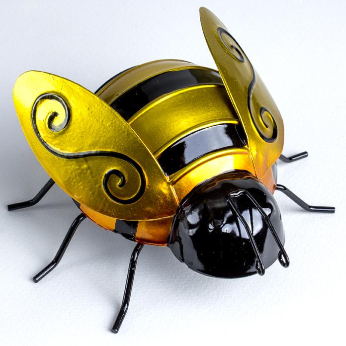 Bumblebee Tin Large