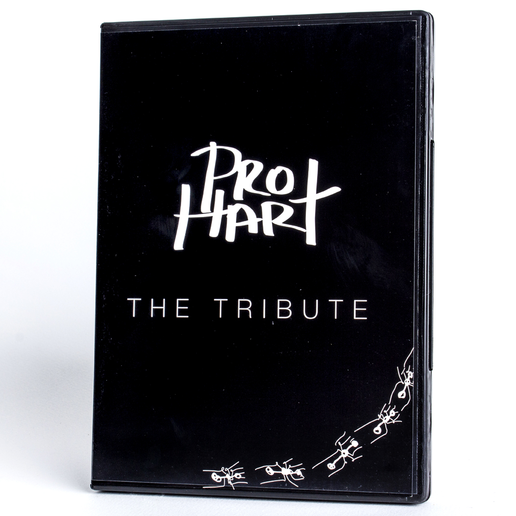 DVD The Tribute